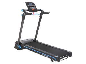 Roger black simple fold treadmill