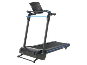 Roger black easy fold treadmill main view
