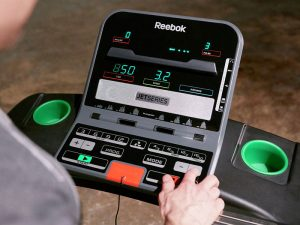 Reebok jet 200 pressing incline buttons.